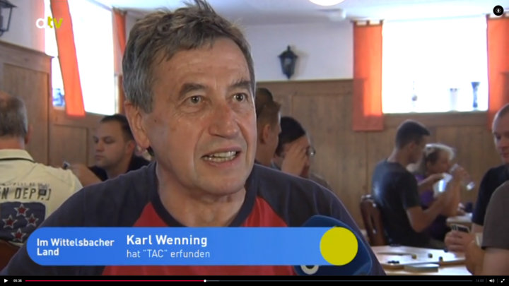 Augsburg-TV-Karl-Interview